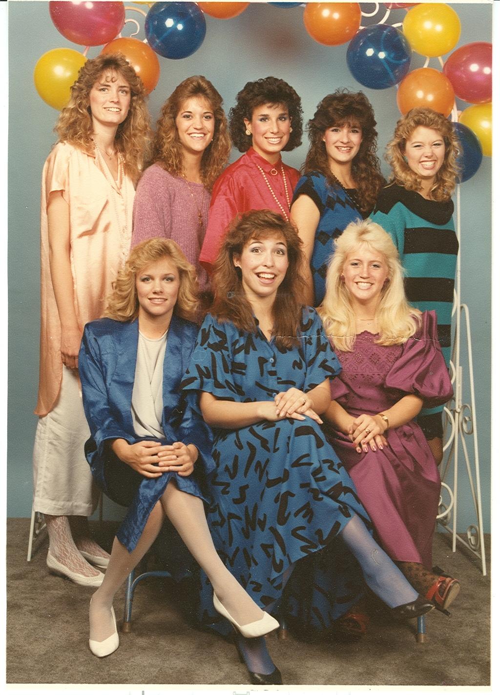 Фотографии 90 х годов девушек 16 фотография